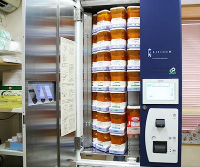 自動錠剤分包機